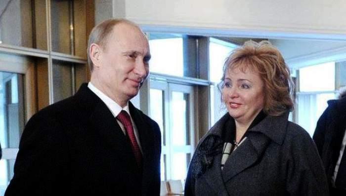 Divoţul anului! Vladimir Putin şi Ludmila s-au despărţit după 30 de ani de căsnicie