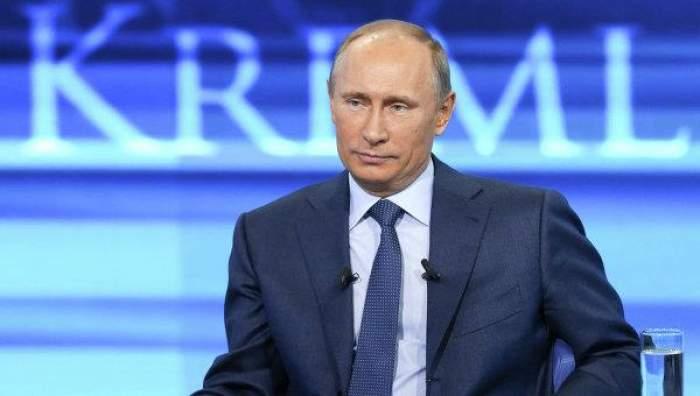Vladimir Putin divorţează pentru o bunăciune de 30 de ani. Cum arată tânăra cu care liderul de la Kremlin ar avea doi copii