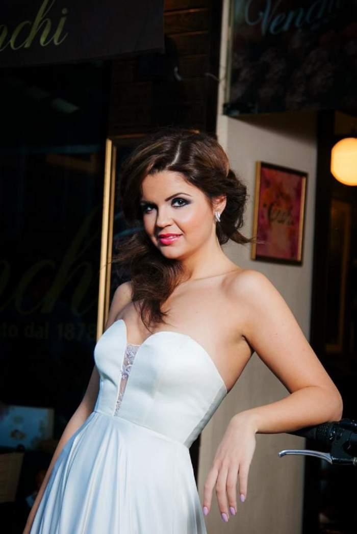 Cine vrea să dea o tură cu frumoasa Francesca Lucarelli?