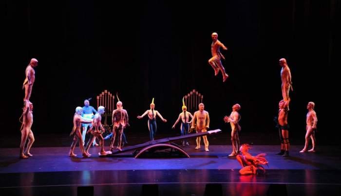 Tragedie la Cirque du Soleil! O dansatoare a murit după ce a căzut de la 15 metri înălţime / Video