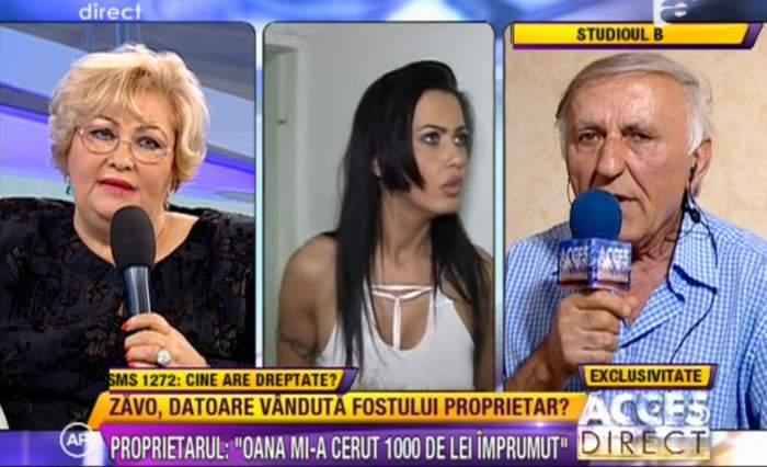 Mărioara Zăvoranu, pusă pe şotii cu Tony! Au flirtat în direct!
