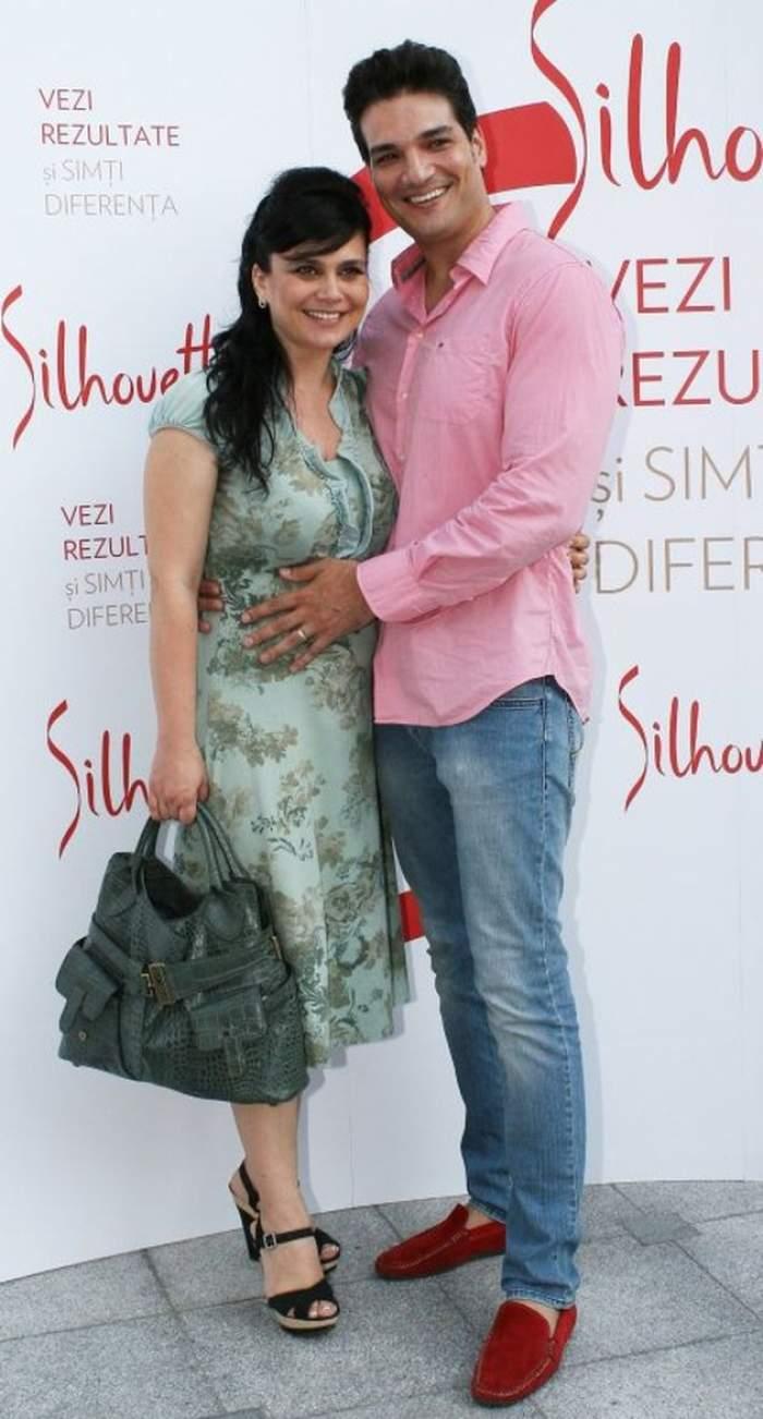Simona Bălănescu este din nou gravidă