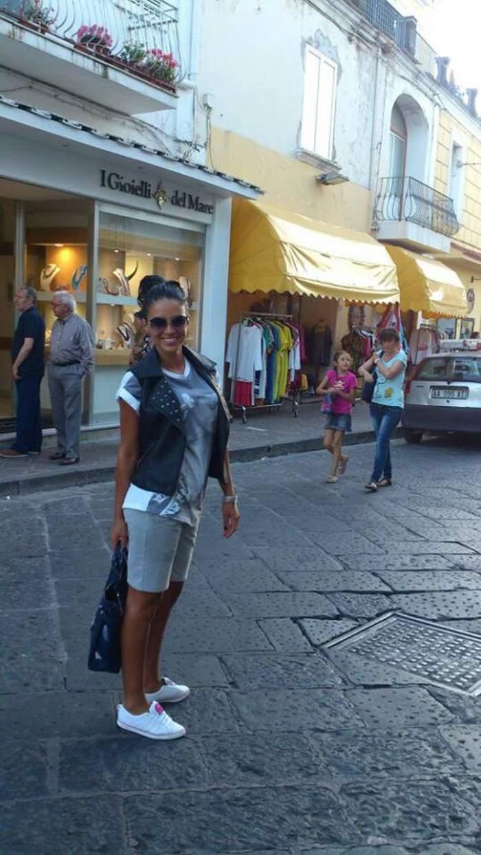 Adelina Pestriţu a fugit în Italia! Întrebarea este cu cine