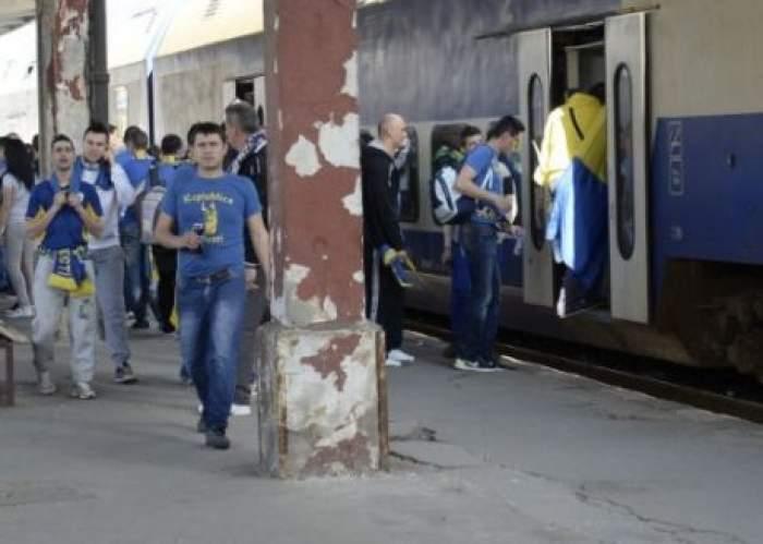 Tragedie în ajunul Supercupei! Un suporter al Petrolului, ucis de tren