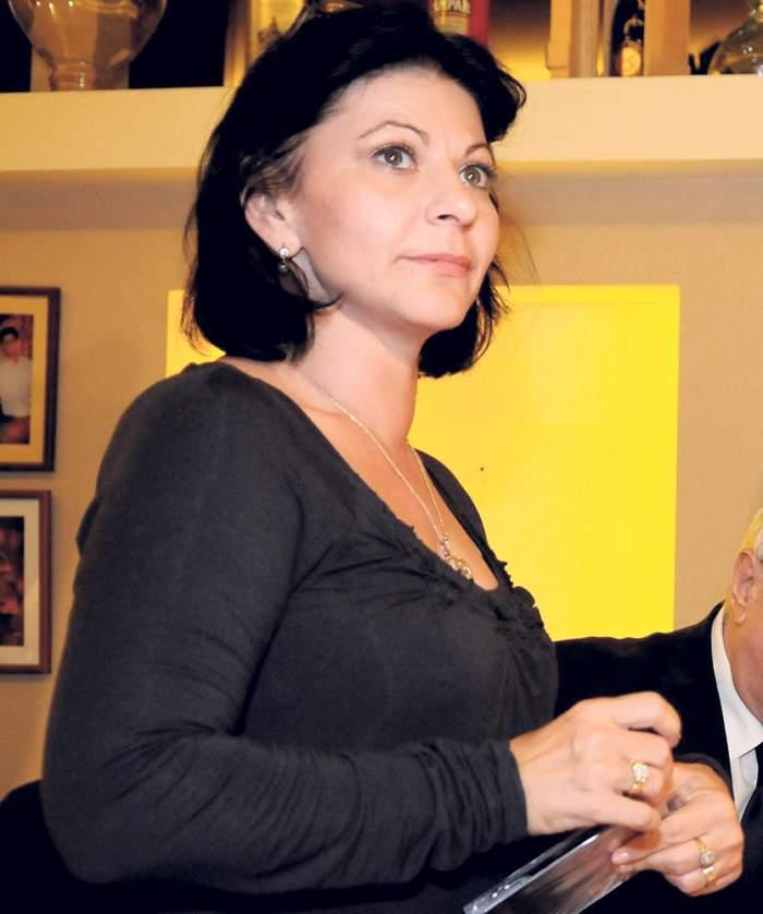 Elena Cârstea vrea să revină în România!