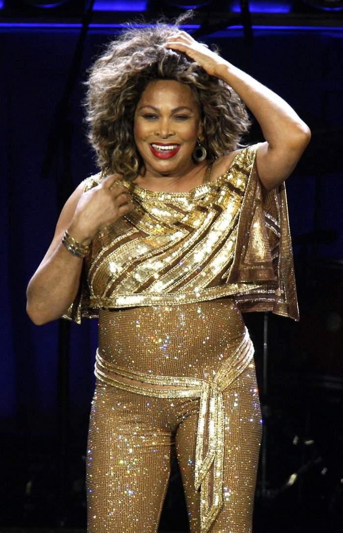 La 73 de ani, Tina Turner şi-a dus iubitul la altar