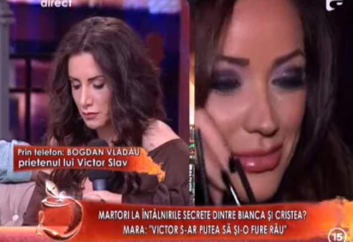 """Mara Bănică face acuzatii grave: """"Victor e o victimă!  Bianca se iubeşte numai pe ea!"""""""