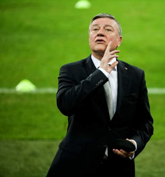 Interdicţie pe Naţional Arena! Mircea Sandu nu a fost lăsat să intre pe stadion!  Vezi reacţia boss-ului FRF!