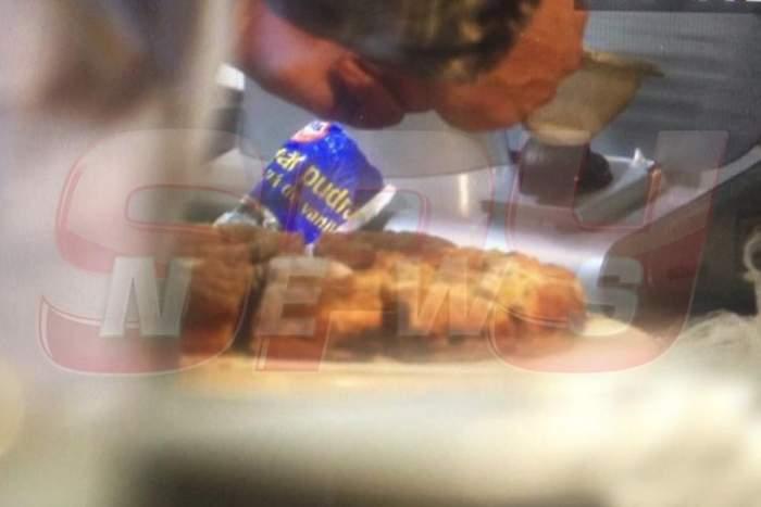 EXCLUSIV Uite ce a mâncat Gerard Butler la pensiunea din Braşov!