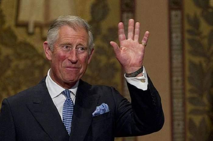 Prinţul Charles, fericit că a devenit bunic! Vezi declaraţia oficială!