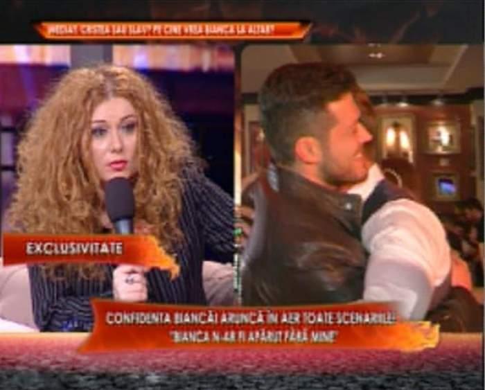 """""""Vi-l dau pe Coco Păun""""! Bianca a iniţiat scandalul cu agresorul din trecut!"""