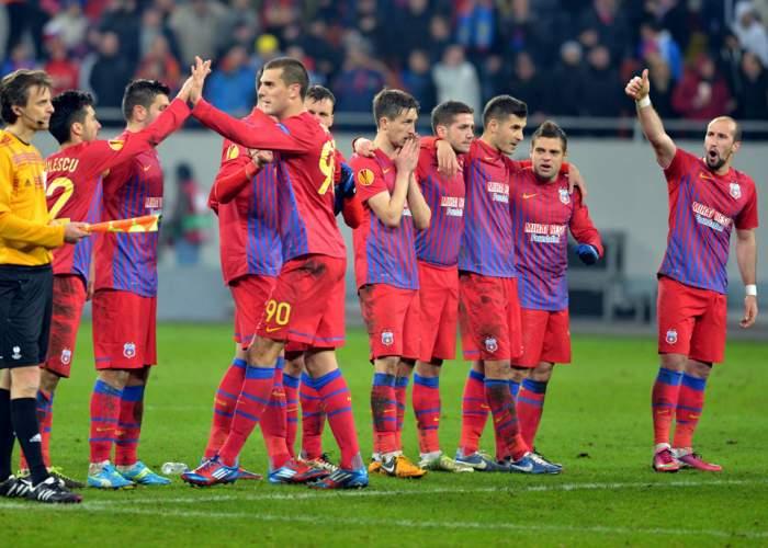 Steaua vrea ''să dea de pământ'' cu Vardar Skopje. Federico Piovaccari va fi titular