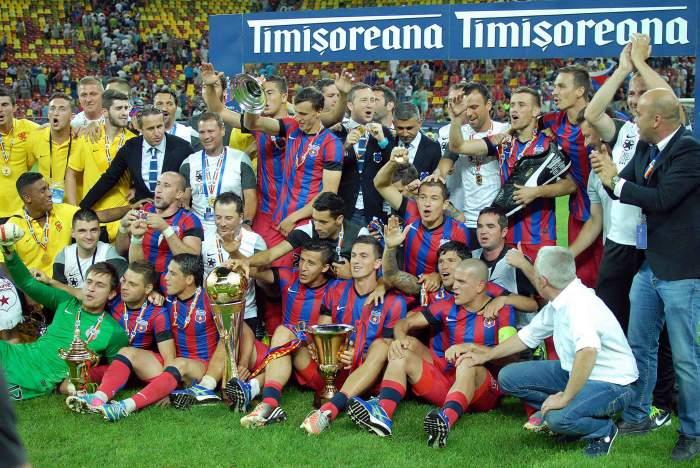 Steaua a învins-o pe Vardar Skopje cu 2-1. Vezi aici cine marcat împotriva macedonenilor