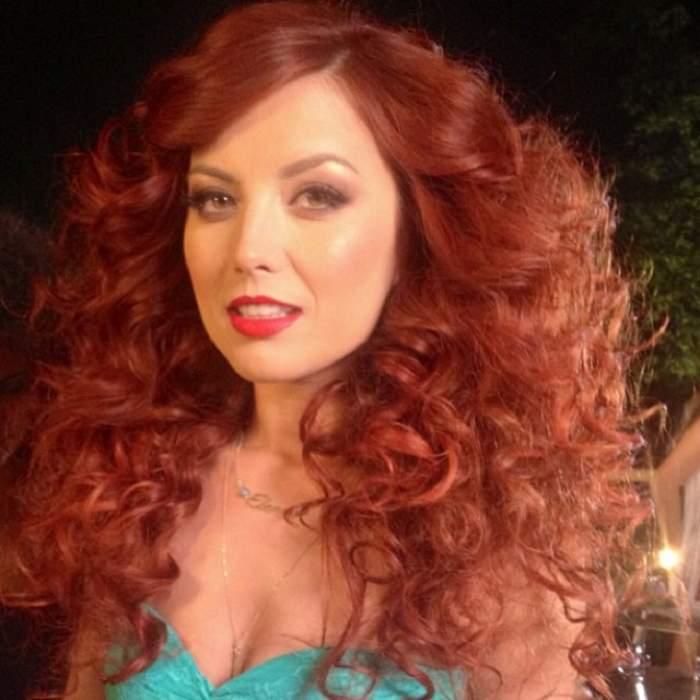 Elena Gheorghe lucrează la un nou videoclip! Uite cum va arăta vedeta!