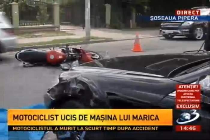 Maşina lui Marica face victime! Accident tragic în care a fost implicat şi numele fotbalistului!