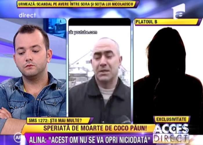 """Alte victime ale lui Coco Păun fac destăinuri desprinse din filmele de groază! """"Mi-a spus că dacă NU îi fac SEX ORAL mă OMOARĂ"""""""