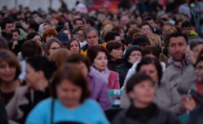 În sfârşit, ne-au numărat! După 2 ani de calcule s-a aflat populaţia României!