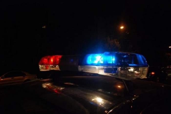 Şocant! Un poliţist din Mehedinţi a spulberat patru copii de pe trotuar