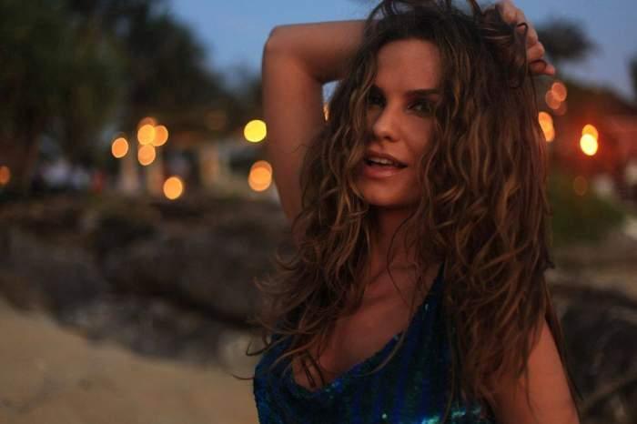 """Arde în flăcări! Uite-o pe Anna Lesko cum lasă soarele să o """"frigă""""!"""