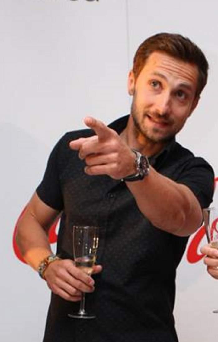 """Tensiune maximă la """"X Factor""""!  Dani Oţil a vrut să-i spargă capul lui Cheloo! / Galerie foto"""