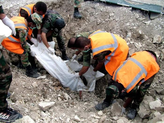 Războiul civil al Siriei: cronica unei vărsări îngrozitoare de sânge