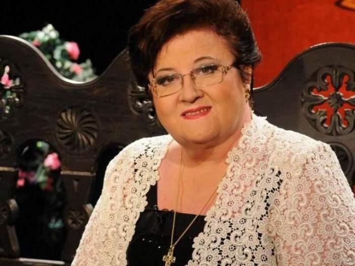 Marioara Murărescu a învins moartea! Prezentatoarea tv este internată, dar se simte bine!