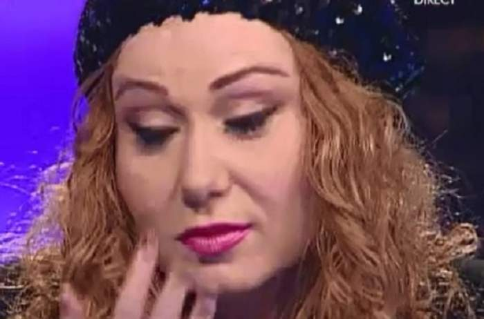 Veronica A Cara nu s-a putut abţine şi a lăcrimat în direct! Interviul Biancăi a emoţionat-o instant