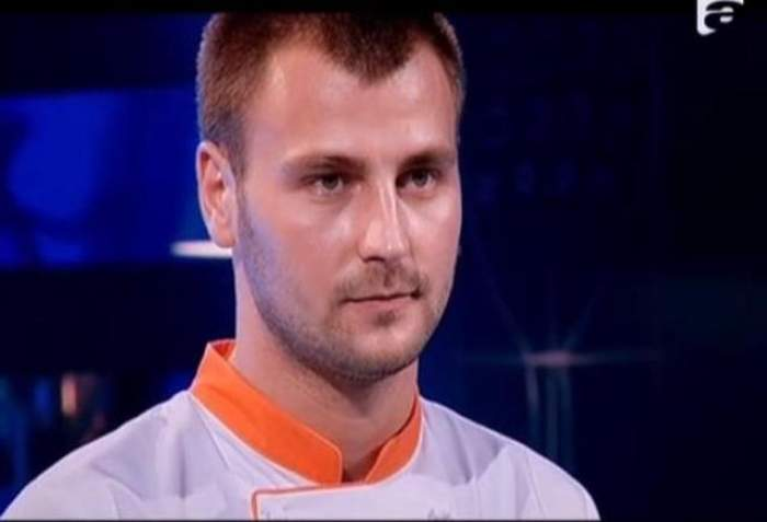 """Daniel Grosu a părăsit """"Top Chef"""" chiar în finală. Uite cum arată farfuria care i-a luat şansa de a câştiga cei 30.000 euro"""