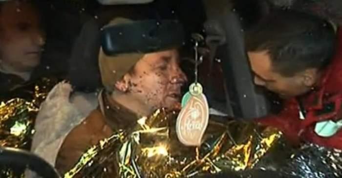 Una dintre victimele accidentului aviatic de la Alba s-a externat pe propria răspundere
