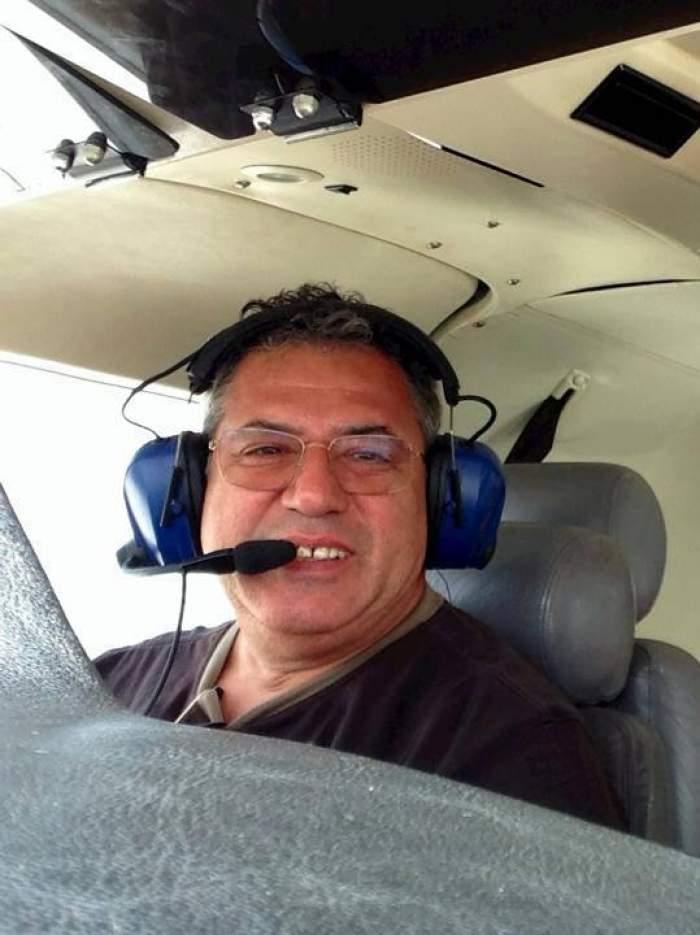 """Iovan ajunsese să piloteze doar din pasiune: """"Abia îmi ajungeau banii să merg de acasă la aeroport şi înapoi"""""""