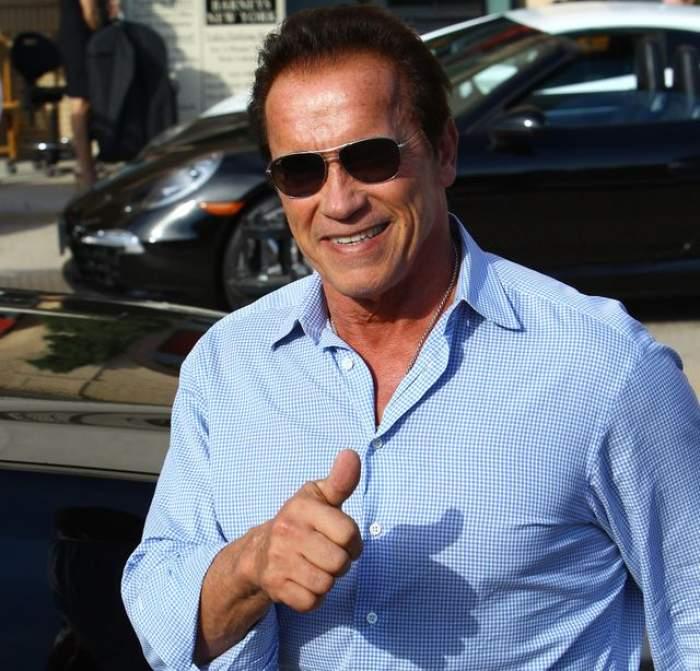 VIDEO Greu de pensionat! Arnold Schwarzenegger s-a făcut de râs pentru 3 milioane de dolari