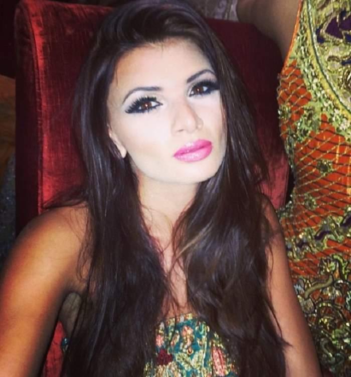 Ramona Gabor, escapadă la Paris fără iubitul arab! Află în compania cui se distrează bruneta