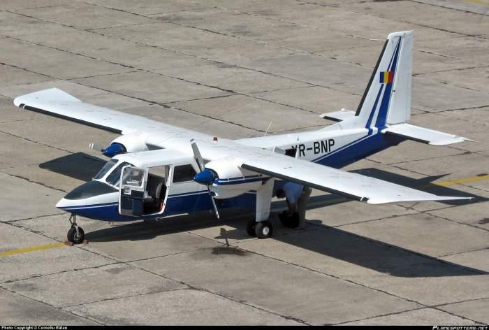 VIDEO Primele imagini din avionul groazei! Aparatul de zbor, considerat unul dintre cele mai bune