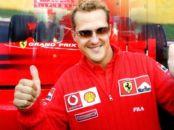 Michael Schumacher este în continuare în stare gravă! Ar putea suferi de ''sindromul apalic''