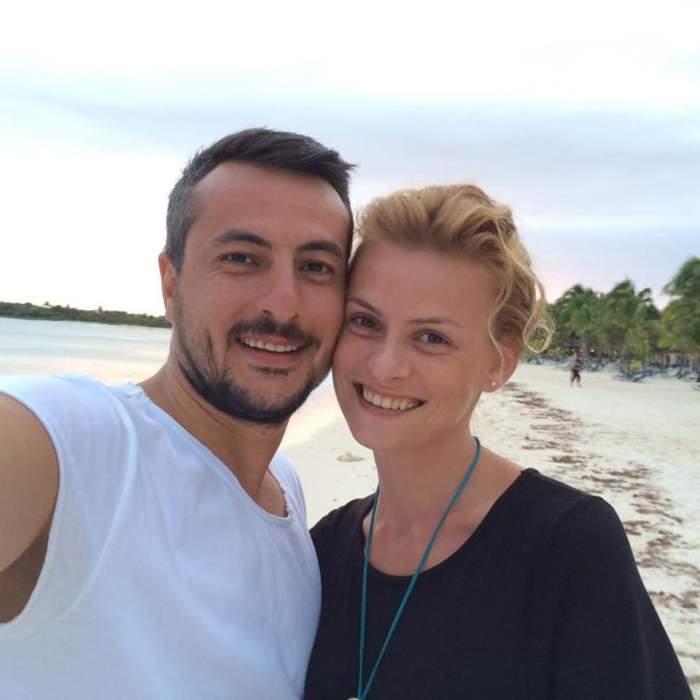 Ce lipsă de originalitate! Fostul soţ al Dianei Dumitrescu se distrează cu noua iubită cum o făcea cu nevasta!