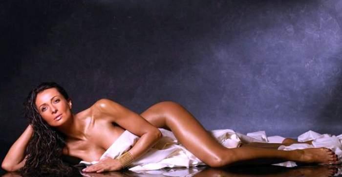 FOTO Trage din greu pentru silueta de model! Dieta cu care Mihaela Rădulescu se menţine sexy
