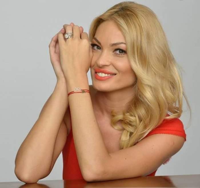 Valentina Pelinel, fără strop de machiaj. Arată la fel de bine şi nemachiată?