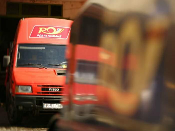 Jaf de proporţii la  Arad! Hoţii au furat 100.000 de euro dintr-o maşină a Poştei