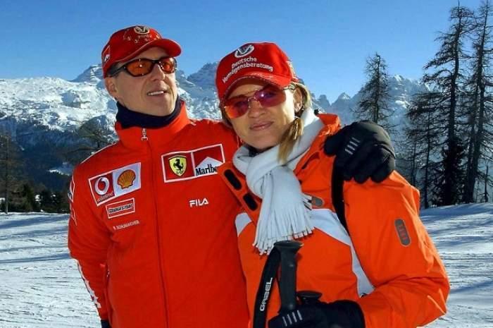 Michael Schumacher încă este în comă indusă! Soţia sa a luat o decizie neaşteptată!