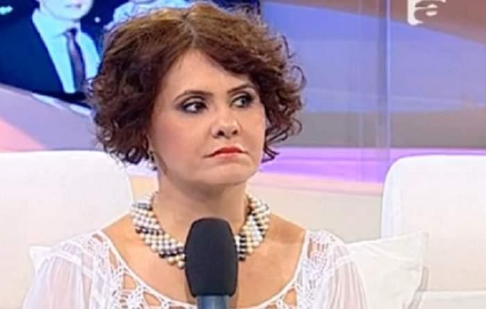 Dramă pentru Niculina Stoican! Soţul artistei a fost arestat, a primit şase ani de închisoare