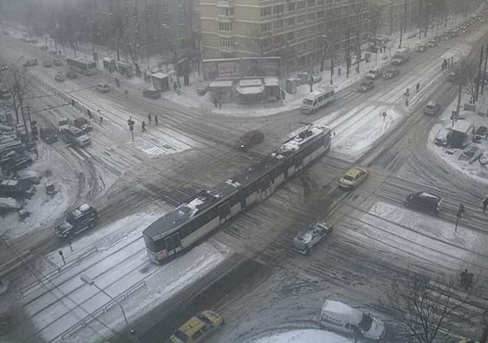 LIVE Spynews îţi arată în timp real care este starea traficului din Capitală! Vezi ce drumuri sunt blocate!
