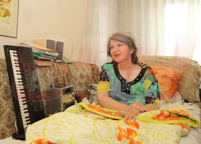 Şi-a petrecut ultimii cinci ani ţintuită la pat, dar nici acum nu ştie ce i s-a întâmplat! Angela Ciochină a rememorat cu lacrimi în ochi ziua în care nu şi-a mai simţit picioarele!