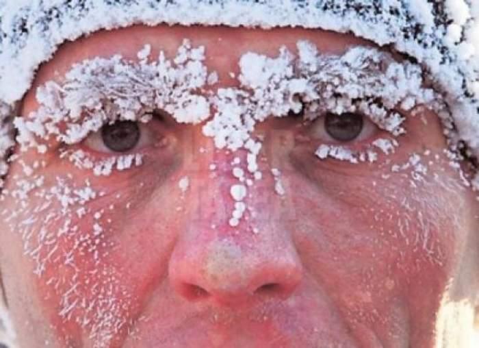 """Intrăm în """"era glaciară""""! GERUL a pus stăpânire pe România"""