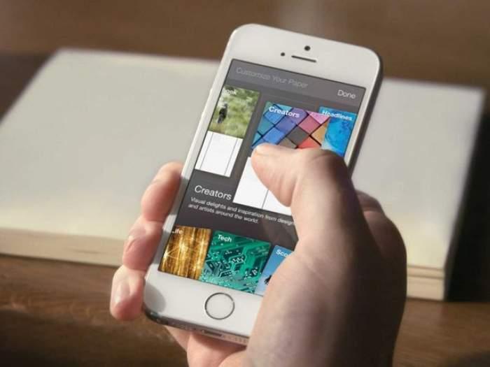 Facebook lansează o aplicaţie pentru vizualizarea ştirilor pe telefonul mobil