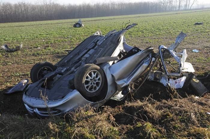 VIDEO / TRAGEDIE! Un preot a fost OMORÂT într-un accident cumplit! Urma să devină tătic