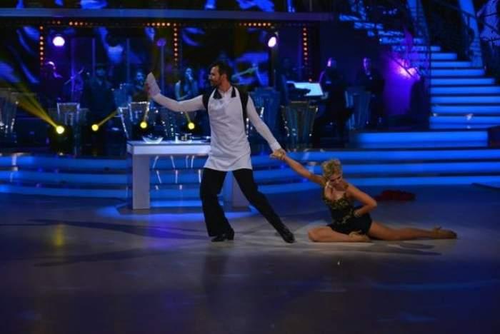 VIDEO / Lena şi Nicolai, tango pasional! Cum au făcut cei doi spectacol