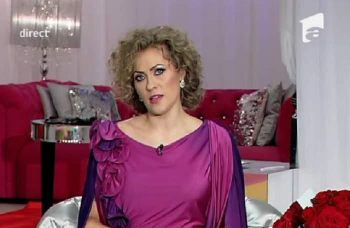 Burtica de gravidă a Mirelei Vaida Boureanu, extrem de vizibilă! Şi dacă ar vrea, tot n-ar putea să o mai ascundă!