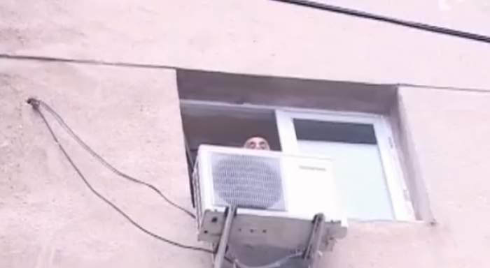 """VIDEO/ Imagini din apartamentul Oanei după ce a fost vandalizat de Viorel Lis: """"M-am săturat de el"""""""