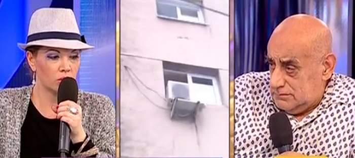 De ce i-a vandalizat Viorel Lis camera Oanei şi a băgat-o în sperieţi