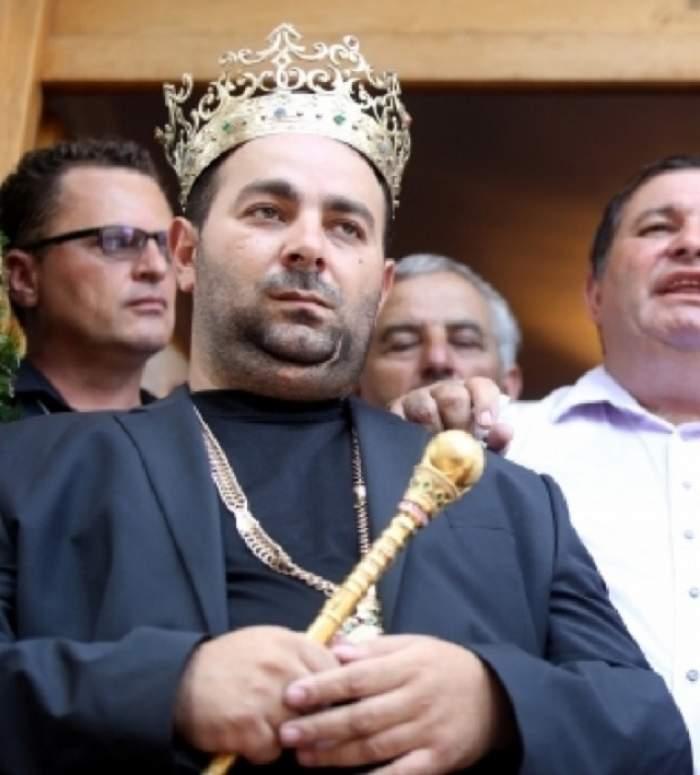 Regele Daniel Cioabă, ameninţat cu moartea de faţă cu poliţiştii